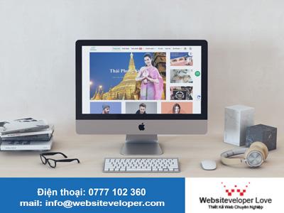 Thái Phong Store - Chuyên Sỉ & Lẻ Hàng Tiêu Dùng Thái Lan   Websiteveloper - Thiết Kế Website Vũng Tàu