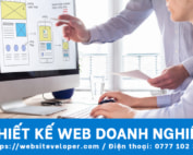 Thiết kế web cho Doanh nghiệp - Thiết Kế Website Vũng Tàu