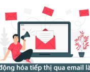 Tự động hóa tiếp thị qua email là gì? Tự động hóa tiếp thị qua email cho Doanh nghiệp